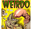 WEIRDO MAGAZINE COVER