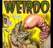 WEIRDO MAGAZINE COVER