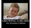 GROWING A BEARD & DOING IT WRONG