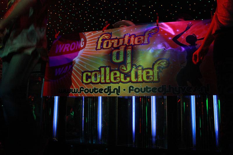 Foutief DJ Collectief in Dieka, Markelo, 26-12-2009 9