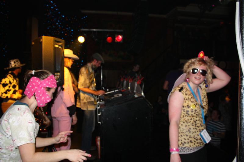 Foutief DJ Collectief in Dieka, Markelo, 26-12-2009 39