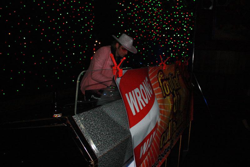 Foutief DJ Collectief in Dieka, Markelo, 26-12-2009 103