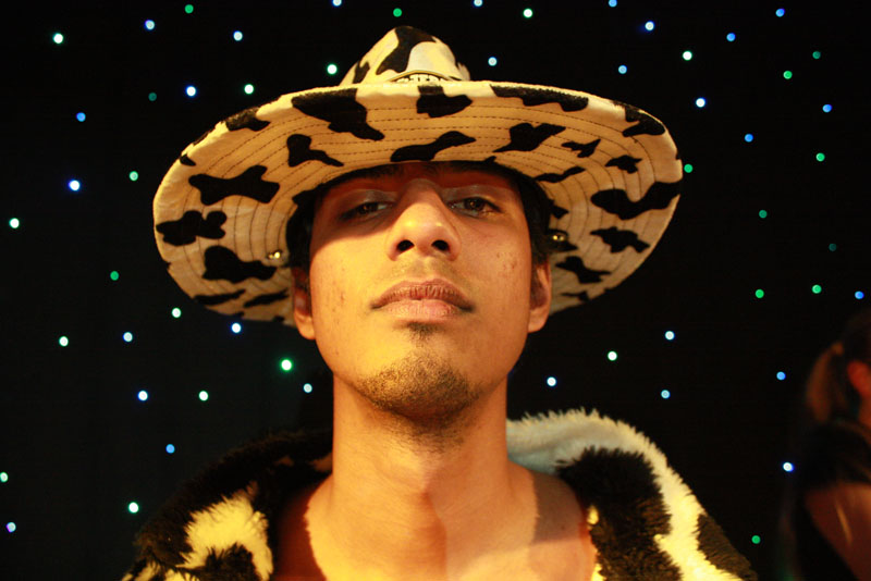 Foutief DJ Collectief in Dieka, Markelo, 26-12-2009 111