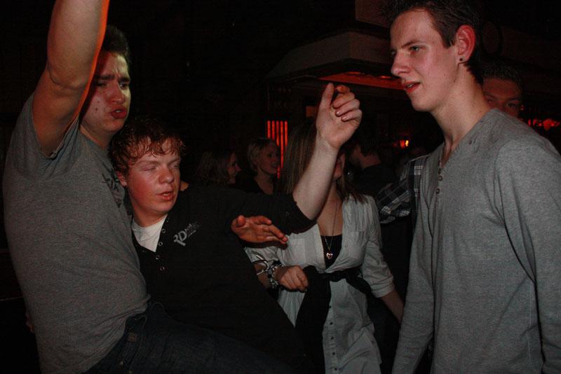 Foutief DJ Collectief in Dieka, Markelo, 26-12-2009 113