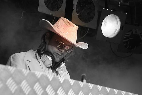 Pink DJ (by Rembrandt Staller)