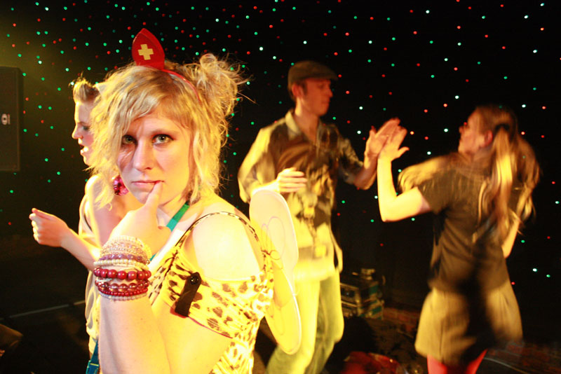 Foutief DJ Collectief in Dieka, Markelo, 26-12-2009 147