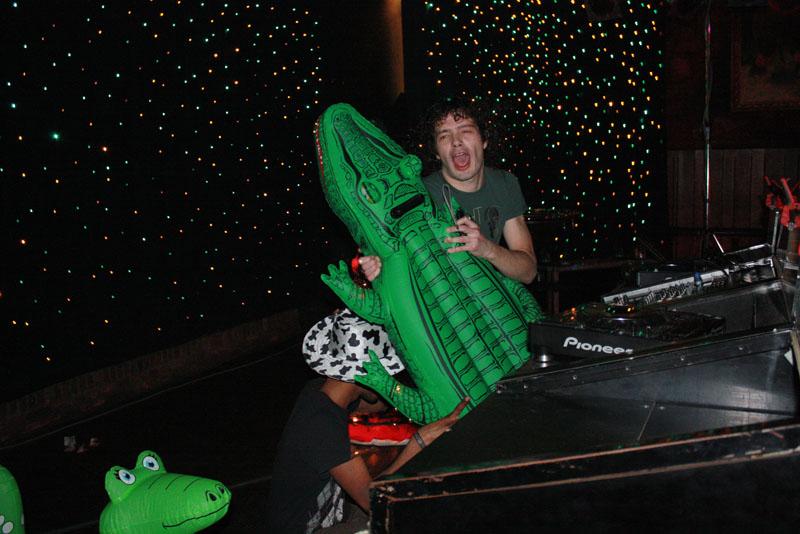 Foutief DJ Collectief in Dieka, Markelo, 26-12-2009 219