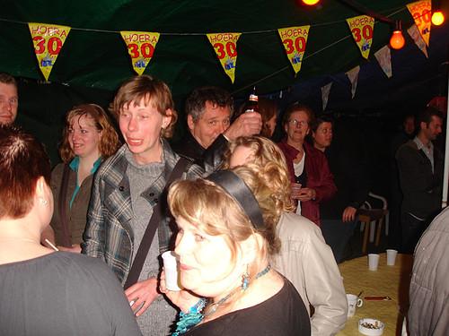 Gonneke's party
