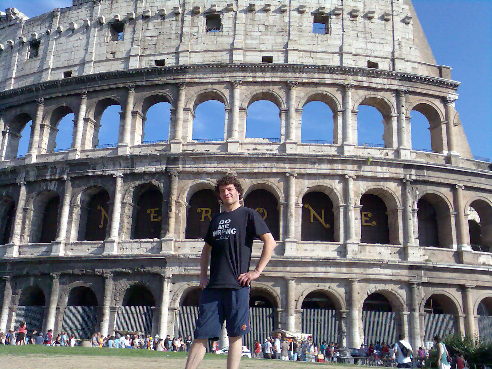 Do me Wrong @ colosseum (IT)