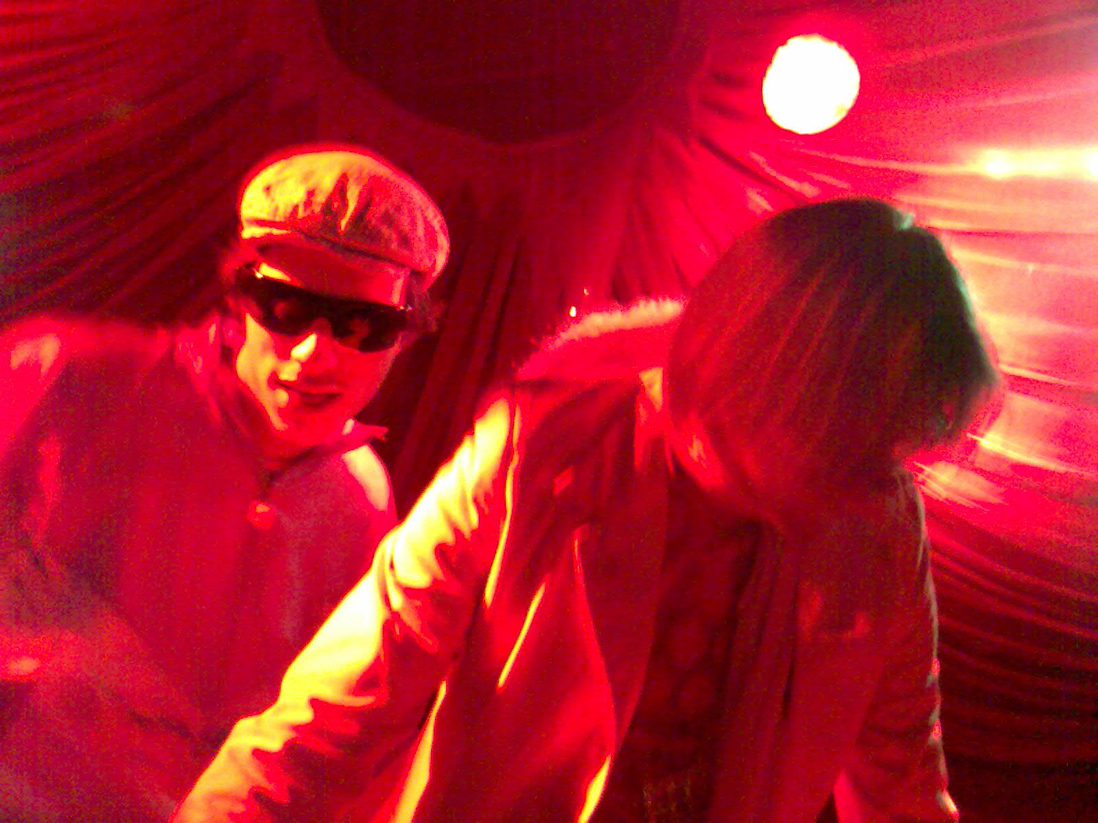 DJ's in Red