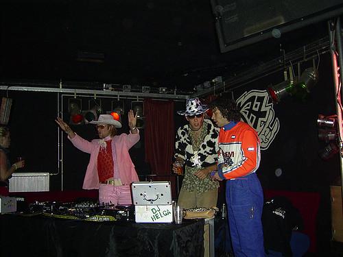 El Rey, Swingo & Ghester K77