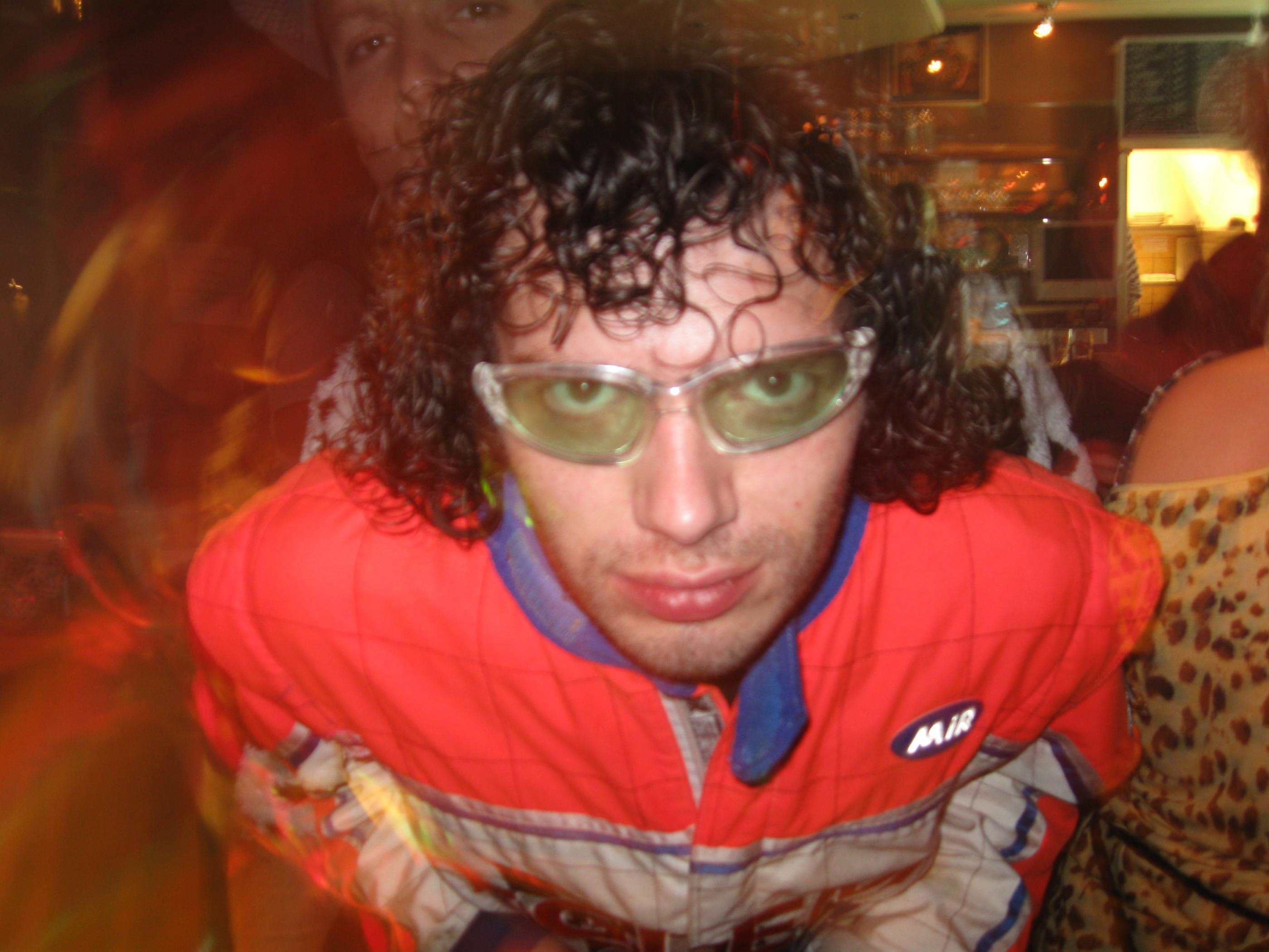DJ Ghester @ TV Cromwijck 30102009