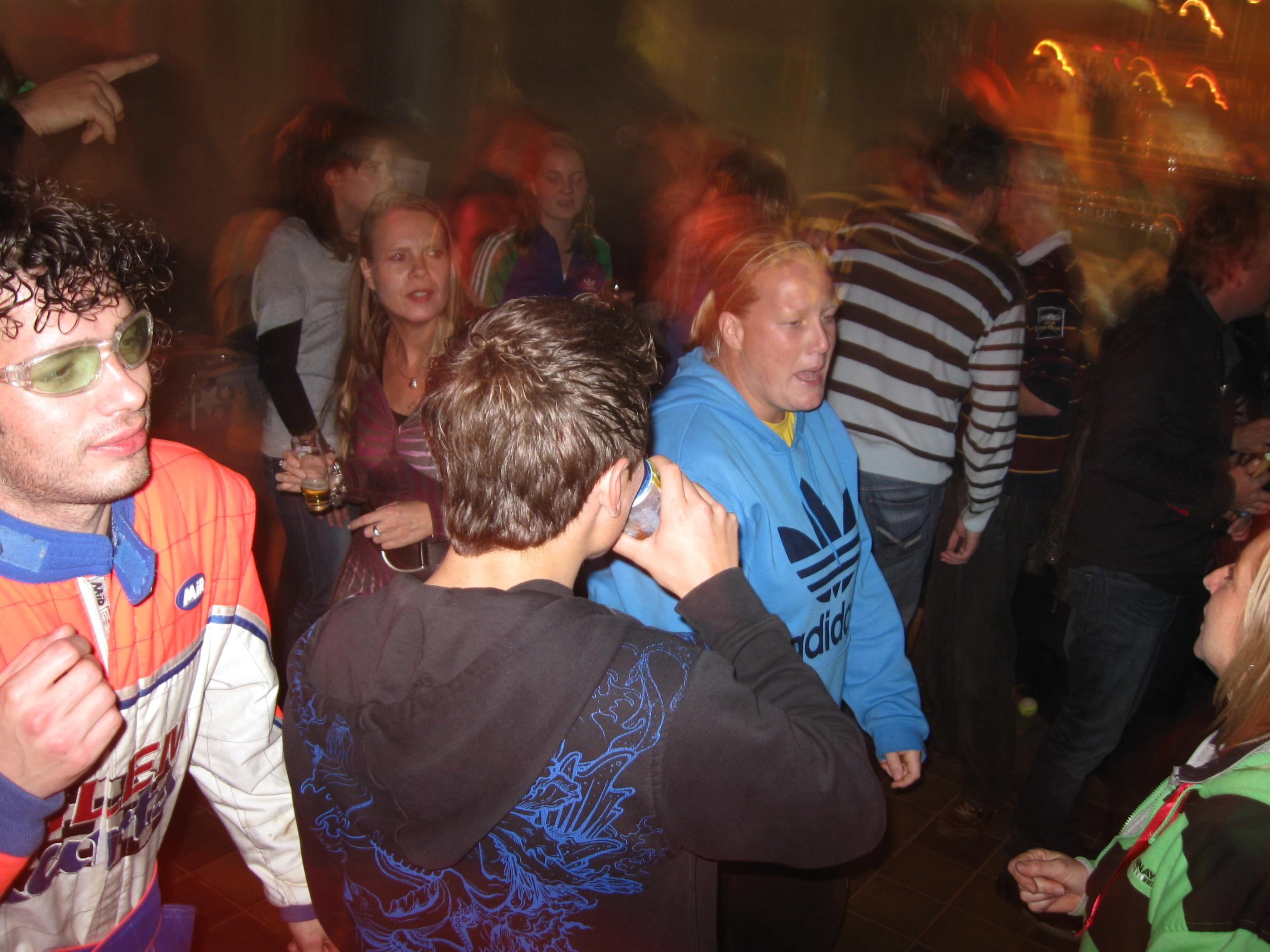 Dansen @ TV Cromwijck 30102009