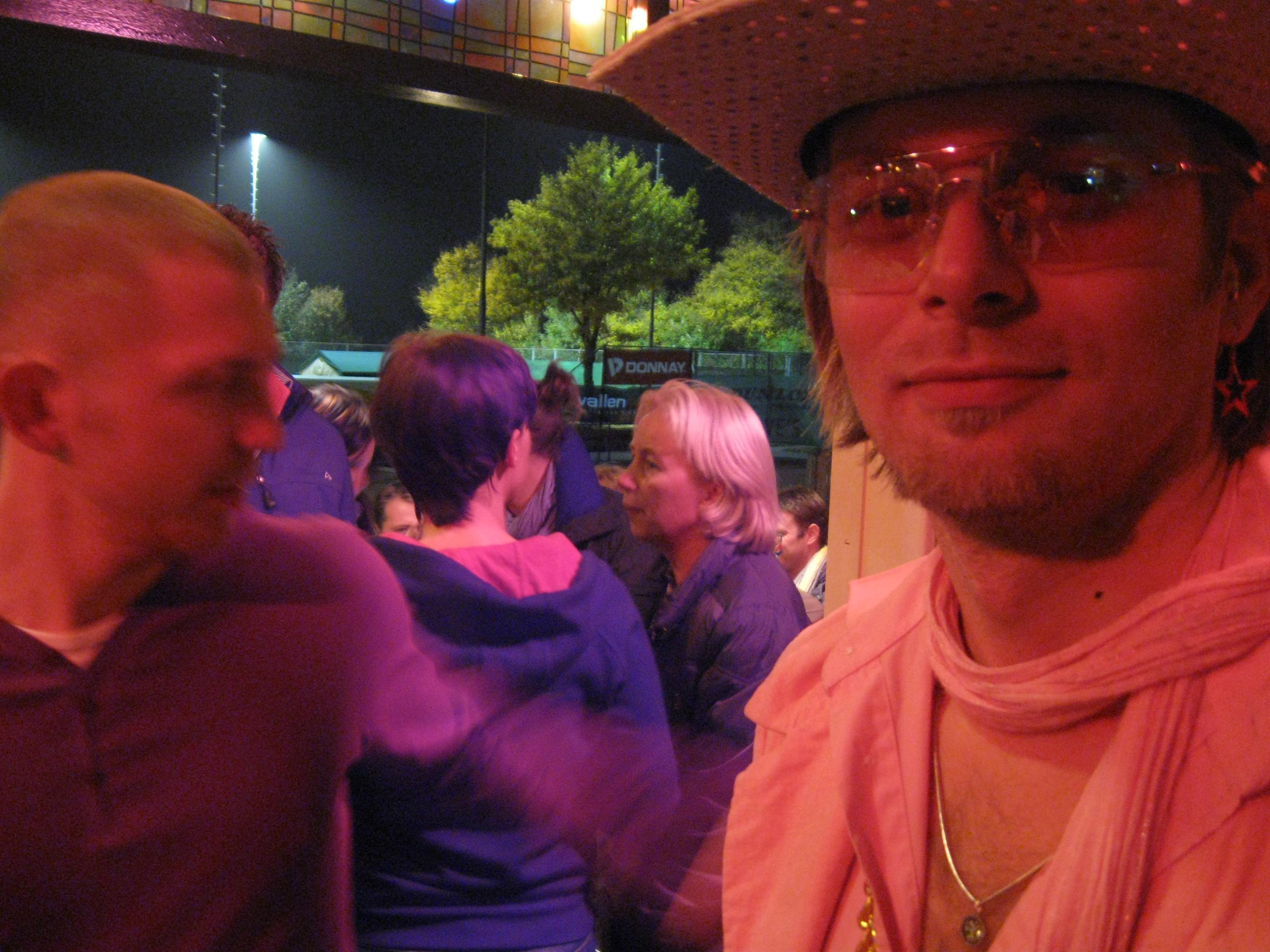 DJ Jay staat er goed op @ TV Cromwijck 30102009