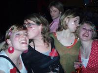 Helga, Inga, Ursula und Annika
