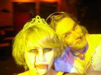 Helga und El Rey @ Haloween
