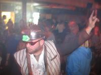 Party DJ Hibu gaat los @ TV Cromwijck 30102009